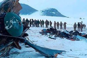 Trực thăng quân sự rơi, 11 quân nhân Thổ Nhĩ Kỳ tử nạn