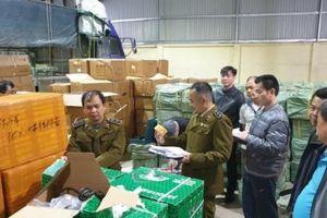 Kinh doanh hàng lậu, một cơ sở ở Lạng Sơn bị phạt 150 triệu đồng