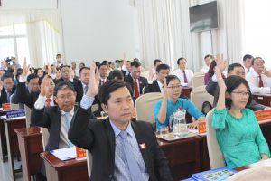 Cần Thơ bầu 7 ủy viên UBND thành phố nhiệm kỳ 2016 - 2021