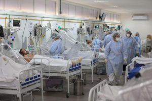 Biến chủng SARS-CoV-2 đẩy Brazil vào 'cơn ác mộng không hồi kết'