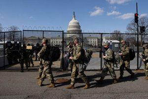 Cảnh sát đồi Capitol 'nhờ' Vệ binh Quốc gia Mỹ gác thêm 2 tháng