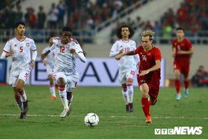 'UAE đáp ứng điều kiện của AFC để đăng cai bảng G vòng loại World Cup 2022'