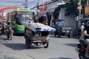 Thành phố Hồ Chí Minh xây dựng lộ trình chấm dứt hoạt động xe thô sơ