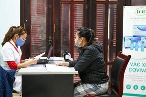 Hơn 400 người đăng ký tiêm thử nghiệm vắc xin Covid-19 thứ 2 của Việt Nam