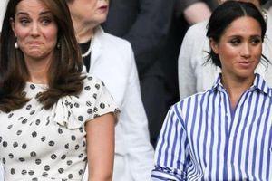 Meghan Markle lại tố cáo chị dâu Công nương Kate và mẹ chồng kế tội 'mách lẻo'