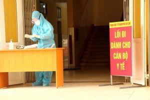 Giám sát chặt chẽ khu vực có nguy cơ về dịch COVID-19 tại TP Chí Linh