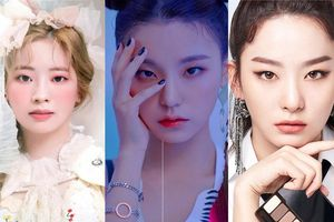 Những nữ idol khiến bạn phải thay đổi quan điểm 'chỉ có mắt hai mí mới đẹp'