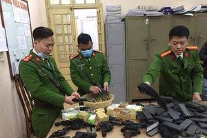 Cảnh sát hình sự Hà Nội: Đánh trúng nhiều ổ nhóm tội phạm nguy hiểm