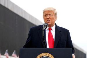 Ông Trump: Biên giới 'mất kiểm soát' dưới thời ông Biden