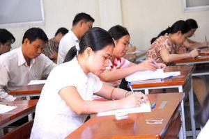 Dự thảo tiêu chuẩn mới về trình độ của công chức