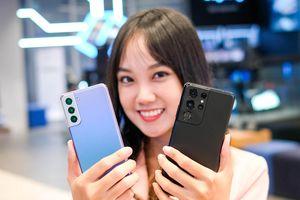 Nhiều mẫu smartphone 5G đang giảm giá tại Việt Nam