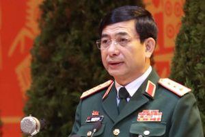 Bộ Quốc phòng giới thiệu 2 thứ trưởng ứng cử đại biểu Quốc hội