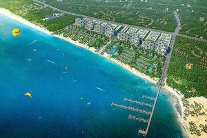 Tổ hợp đô thị nghỉ dưỡng 5 sao Thanh Long Bay khởi công trái phép