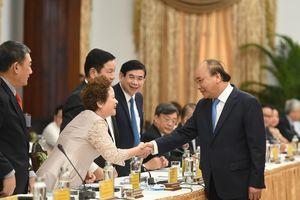 Thủ tướng đối thoại với lãnh đạo Masan, Vietjet, Thaco