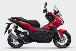 Honda ADV 150 đời 2022 được ra mắt, bổ sung thêm phanh đĩa sau