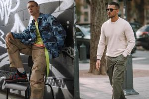 Cách mặc quần túi hộp sành điệu cho nam giới