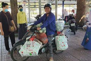 Trong 24 giờ, người dân Bà Rịa - Vũng Tàu 'giải cứu' gần 60 tấn nông sản Hải Dương