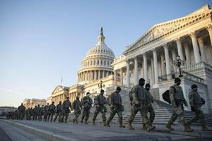 Lầu Năm Góc cân nhắc duy trì Lực lượng Vệ binh quốc gia tại Đồi Capitol