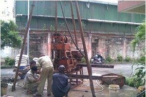 TPHCM: Giảm khai thác nước ngầm từ năm 2021