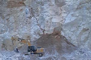 Điện Biên: Một lao động tại mỏ chì thiệt mạng vì quặng rơi vào đầu