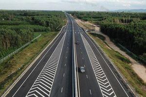 Khởi công hai dự án cao tốc Bắc – Nam trong tháng 6 tới