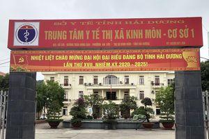 Lập đội xử lý tình trạng khẩn cấp ở thị xã Kinh Môn - Hải Dương