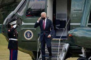 Quân đội Mỹ 'đau đầu' với trực thăng của Tổng thống Biden