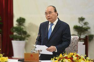 Thủ tướng Nguyễn Xuân Phúc: Phải tự cứu mình trước khi trời cứu