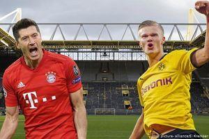 Trực tiếp Bayern vs Dortmund: Siêu kinh điển kiểu Đức