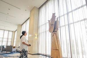 Như một lời tri ân, Văn Phú - Invest đưa kho báu của nhà điêu khắc Lê Công Thành bước vào đời sống