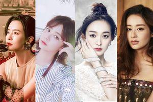 Dàn phu nhân xinh đẹp, thích tạo drama của Chung Hán Lương trong Cẩm Tâm Tự Ngọc