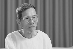 Đám tang NSND Trần Hạnh