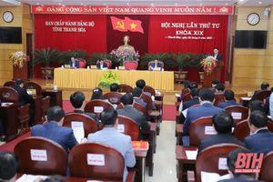 Hội nghị BCH Đảng bộ tỉnh lần thứ 4: Cho ý kiến vào Quy chế làm việc của BCH Đảng bộ tỉnh khóa XIX, nhiệm kỳ 2020-2025 và nhiều nội dung quan trọng khác