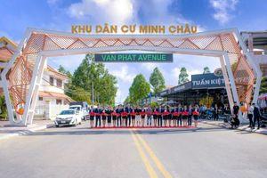 Khánh thành cổng chào KDC Minh Châu (Vạn Phát Avenue ) Sóc Trăng
