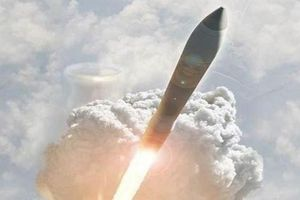 Cận cảnh tên lửa hạt nhân không thể đánh chặn của không quân Mỹ
