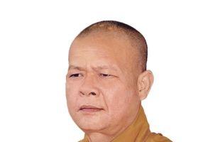 Trung ương Giáo hội cáo phó Hòa thượng Thích Nhật Ấn viên tịch