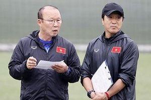 Vòng loại World Cup 2022 và nỗi lo của thầy Park