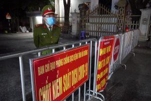 Tái phong tỏa một số xã, phường ở Kinh Môn nhưng không nhất thiết phải đủ 14 ngày