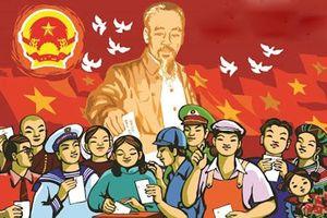 Hà Nội mở 3 đợt cao điểm tuyên truyền về cuộc bầu cử đại biểu Quốc hội