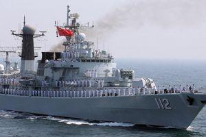 Trung Quốc nhiều tàu chiến hơn Mỹ nhưng chất lượng vẫn thua kém