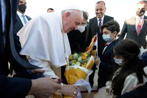 Cận cảnh chuyến công du lịch sử của Giáo hoàng Francis tới Iraq
