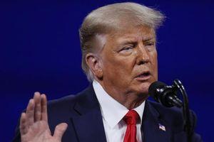 Ông Trump yêu cầu 3 tổ chức đảng Cộng hòa ngừng dùng tên ông