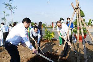 TP.HCM: Không đánh đổi môi trường lấy tăng trưởng kinh tế