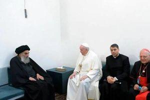 Cuộc gặp lịch sử giữa Đức Giáo hoàng và Giáo chủ Hồi giáo