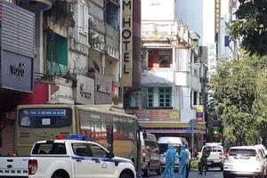 Công an thông tin 40 người Trung Quốc nhập cảnh trái phép