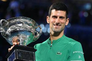Kỷ lục của Novak Djokovic