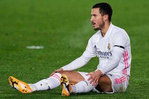 Cuộc khủng hoảng chấn thương của Real Madrid