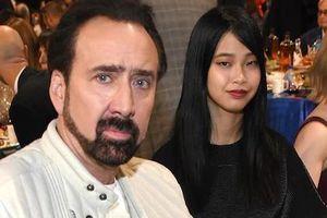 Chuyện tình của Nicolas Cage và người vợ thứ năm