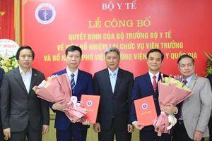 Nhân sự mới 8 Bộ ngành, cơ quan Trung ương