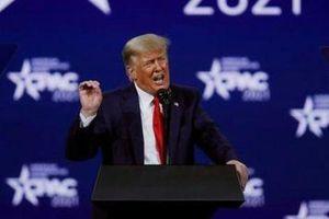 Ông Trump và cuộc xung đột với đảng Cộng hòa